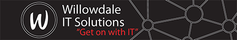 "Willowdale IT Solutions – ""Get on with IT"" – IT Products, Service & Solutions for Business and Residential"